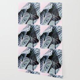 Tropical Foliage Wallpaper