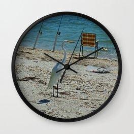 Mr. Persistence Wall Clock