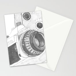 Pentax Illustrated Stationery Cards