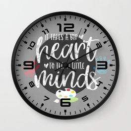 It takes Wall Clock