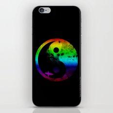 surfin v2 rainbow version iPhone & iPod Skin