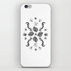 Botanica Composition  iPhone & iPod Skin