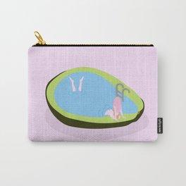Avocado Dip Carry-All Pouch