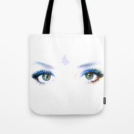 if only you could see me Tote Bag