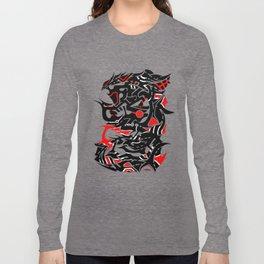Rampage! Long Sleeve T-shirt