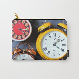 Vintage Germany clocks Carry-All Pouch