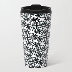Joshua Tree Patterns by CREYES Metal Travel Mug