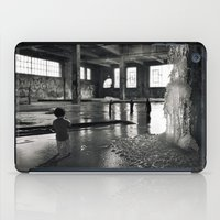 welcome iPad Cases featuring Welcome by Robin Curtiss