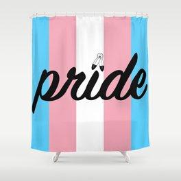 Two Spirit Pride Shower Curtain