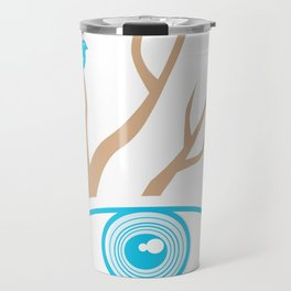 The Bird Watchers Association Travel Mug