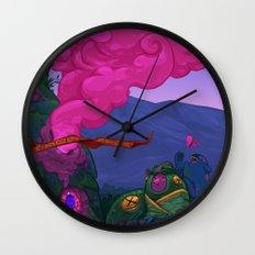 Smokehouse Wall Clock