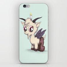 My Little Baphomet iPhone & iPod Skin