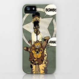 Bombs Away  iPhone Case