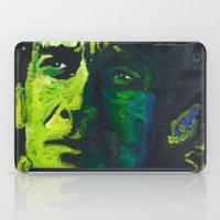 senna iPad Cases featuring Senna by Matt Pecson