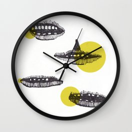 pis Wall Clock