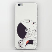 band iPhone & iPod Skins featuring GOD IS AN ASTRONAUT by CranioDsgn