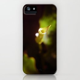 Ready to bloom... iPhone Case