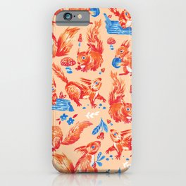 Joyful Squirrels - ORG iPhone Case