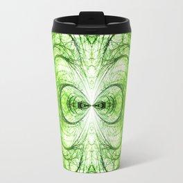 281 - Abstract Orb Travel Mug