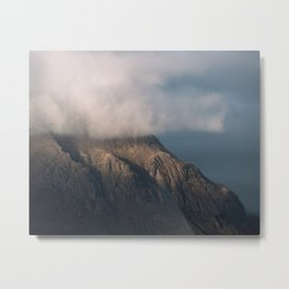 The mountain collection - Assynt, Scotland #1 | landscape fine art photography Metal Print