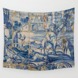 Cupid´s Arrow Wall Tapestry