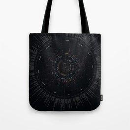 Bureau Oberhaeuser Calendar 2020 Tote Bag