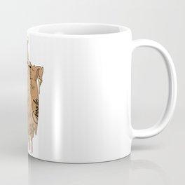 Melting Scooby Coffee Mug