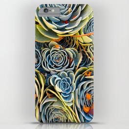 WILD SWEET ORANGE iPhone Case
