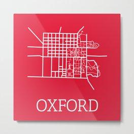 Oxford, Ohio Metal Print