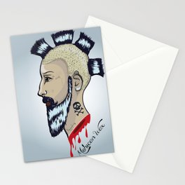 Mohican Wax Stationery Cards