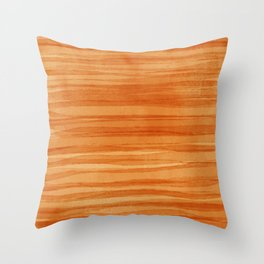 Beautiful  Orange Throw Pillow