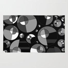 Bubble Grey 11 Rug