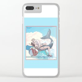 Endless Summer Clear iPhone Case