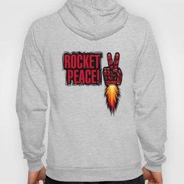 ROCKET PEACE! Hoody