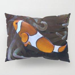 Sea Word Clownfish Pillow Sham