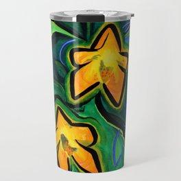 Orange Jewelweed 2.0 Travel Mug