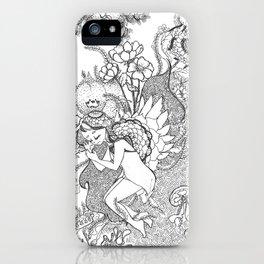 Flower Dreams iPhone Case
