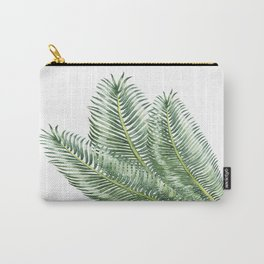 Three Palm Leaves Carry-All Pouch
