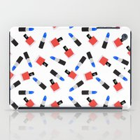 girl power iPad Cases featuring Girl Power by @VerbNYC