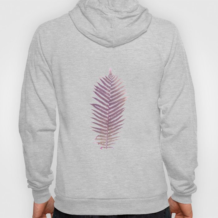 Photo fern 2 / art Hoody