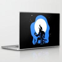 werewolf Laptop & iPad Skins featuring Werewolf by JoJo Seames