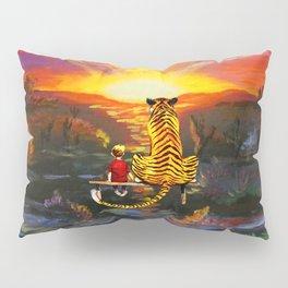 calvin and hobbes Pillow Sham