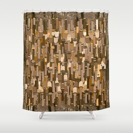 Fortified Community Shower Curtain