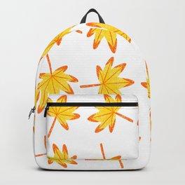 Japanese Maple Leaves Backpack