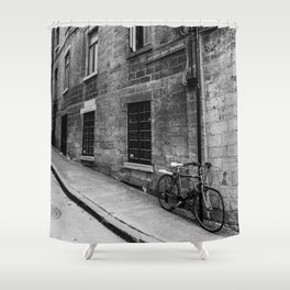 Rue Saint-Jean Baptiste Shower Curtain