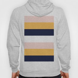 Color Stripe _004 Hoody