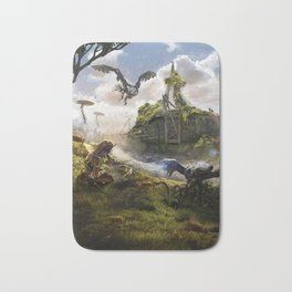 Cardiff [Horizon Zero Dawn] Bath Mat