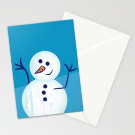 Happy Winter Stationery Cards