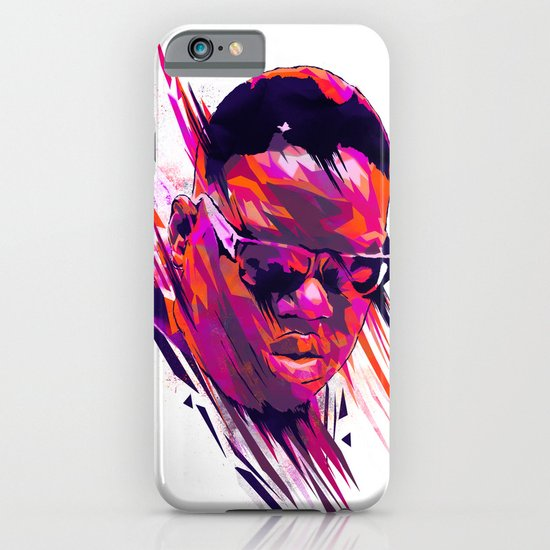 The Notorious B.I.G: Dead Rappers Serie iPhone & iPod Case