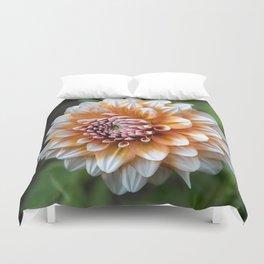 Dahlia / In The Garden / 3 Duvet Cover